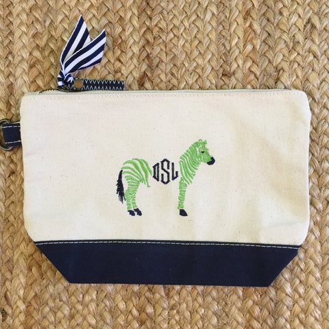 All-In Canvas Pouch