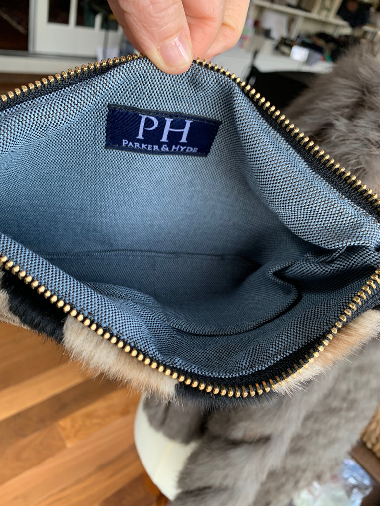 Parker & Hyde Printed Crossbody Purse