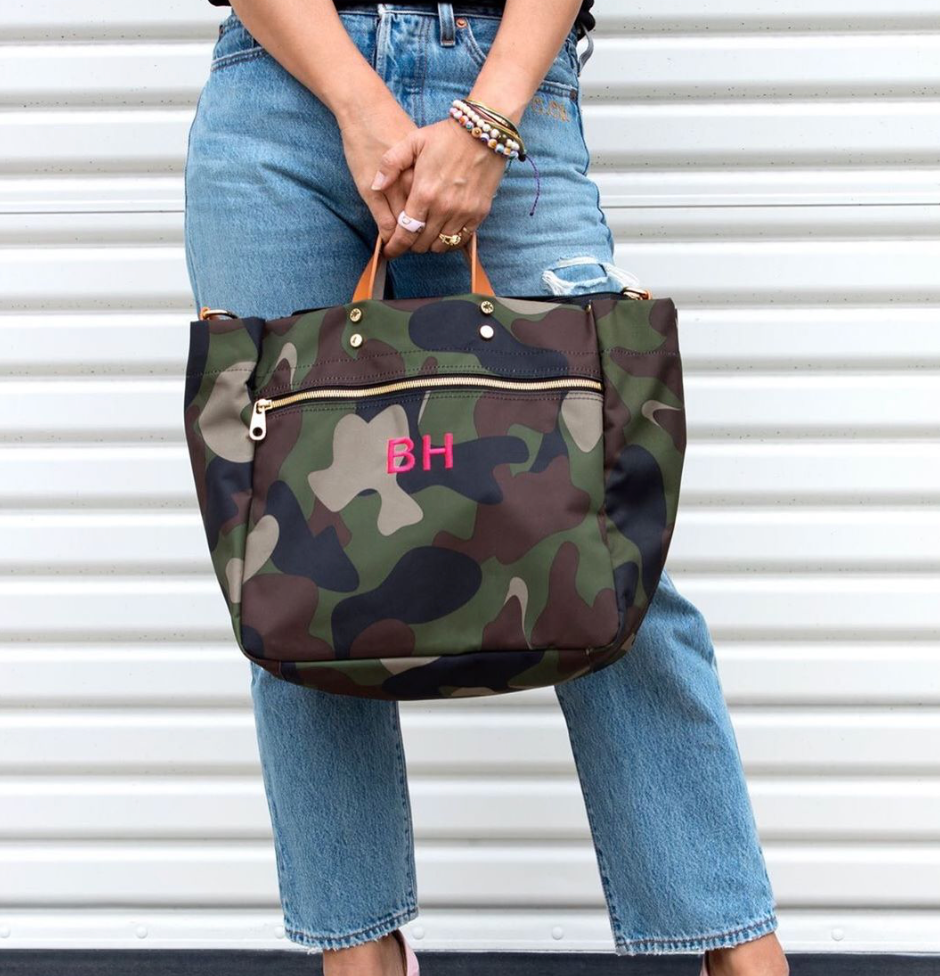 Cody Camo Nylon Tote Bag