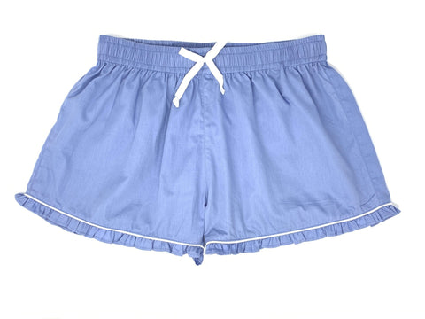 Bella Ruffle Sleep Shorts