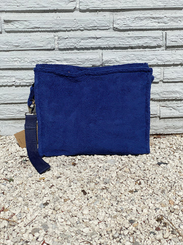 Terry Beach Pouch - Large