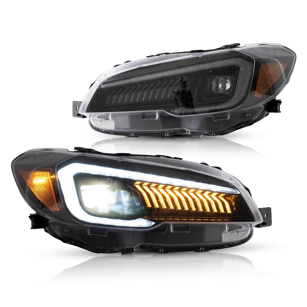 2014-2017 SUBARU WRX / STI / LEVORG VLAND LED HEADLIGHTS