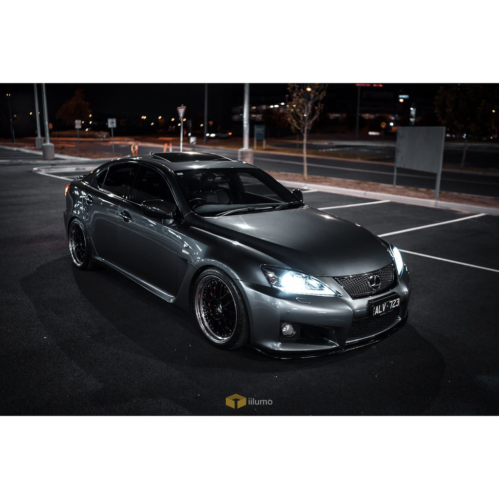 (2011-2013) LEXUS IS250/IS350/ISF - HID PACKAGE - iilumo
