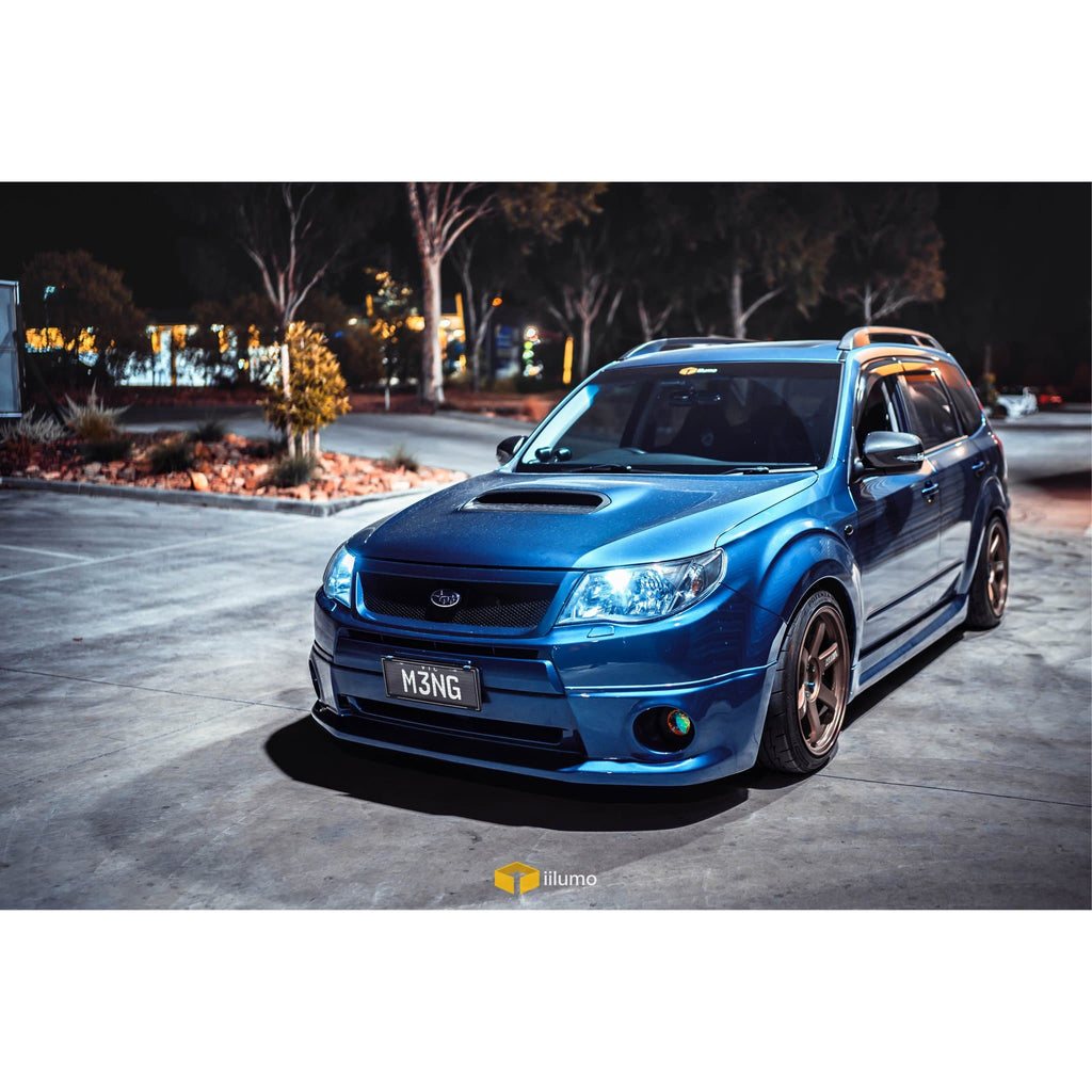 SUBARU FORESTER SH - HID/LED PACKAGE - iilumo