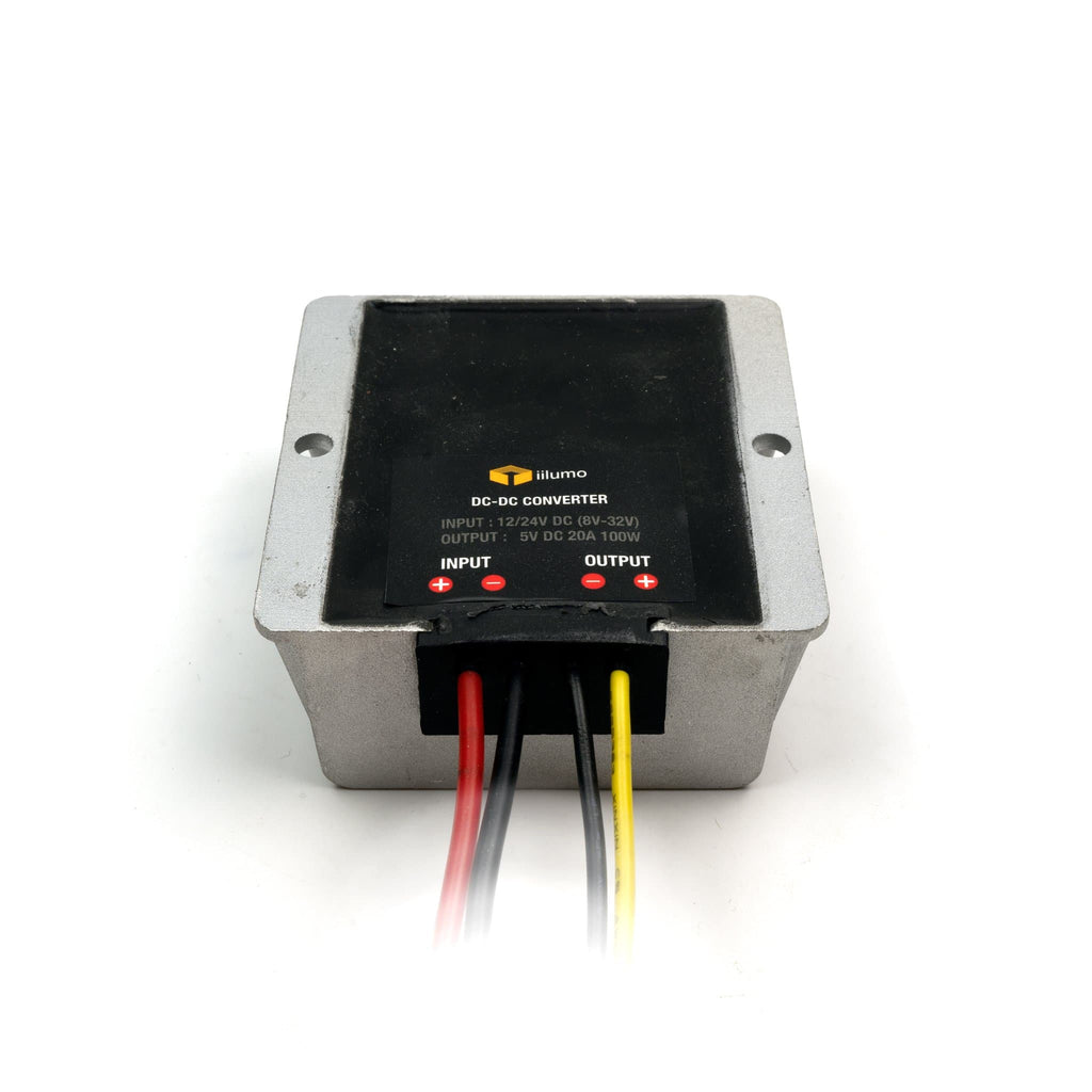 12V TO 5V STEP DOWN CONVERTER (20A)