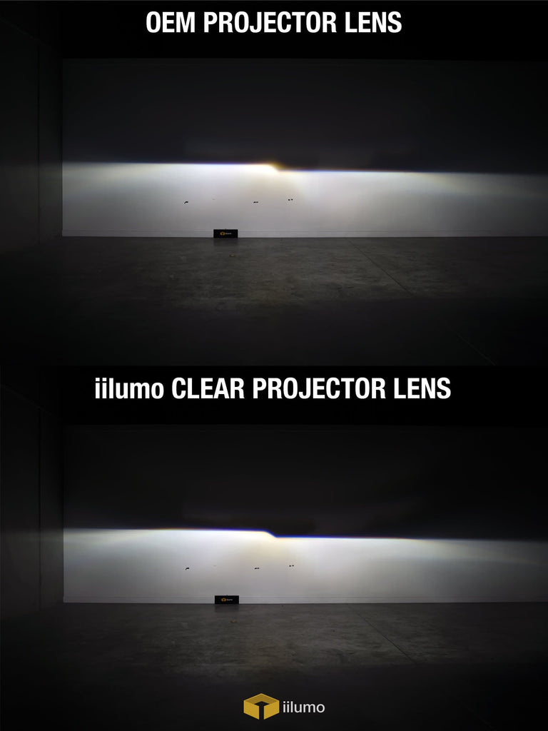 "3"" CLEAR LENS: ZKW-R"