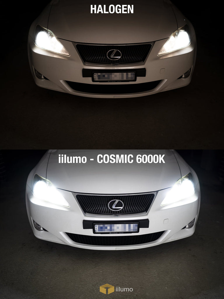 (2006-2010) LEXUS IS250/IS350 - LED PACKAGE - iilumo