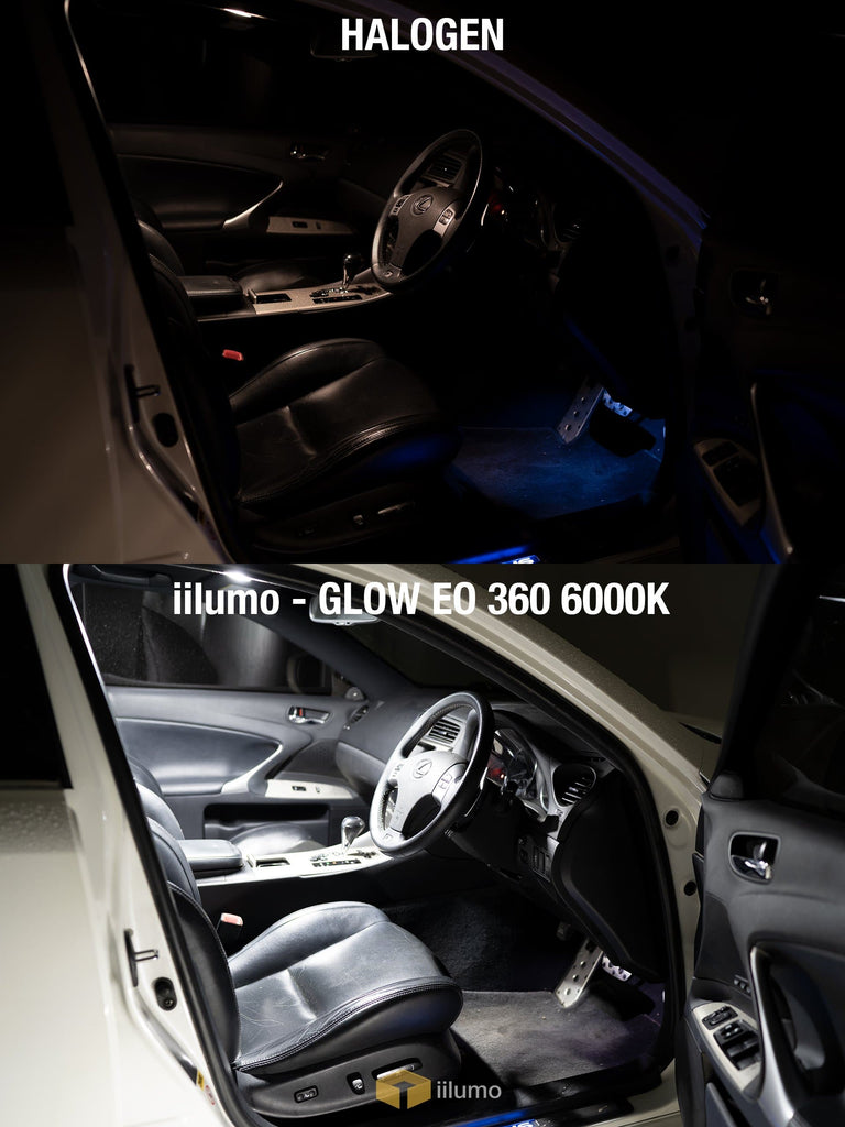 (2006-2010) IS250/IS350 - LED PACKAGE - iilumo