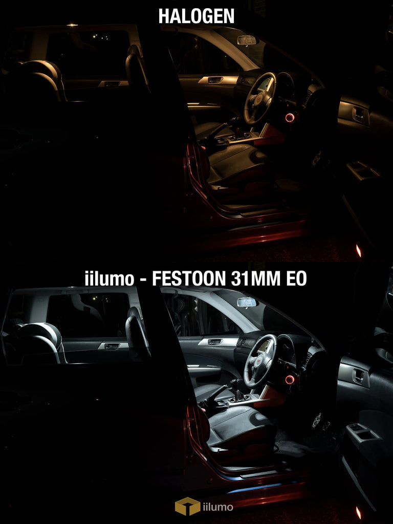 SUBARU FORESTER SH - HID & LED PACKAGE - iilumo