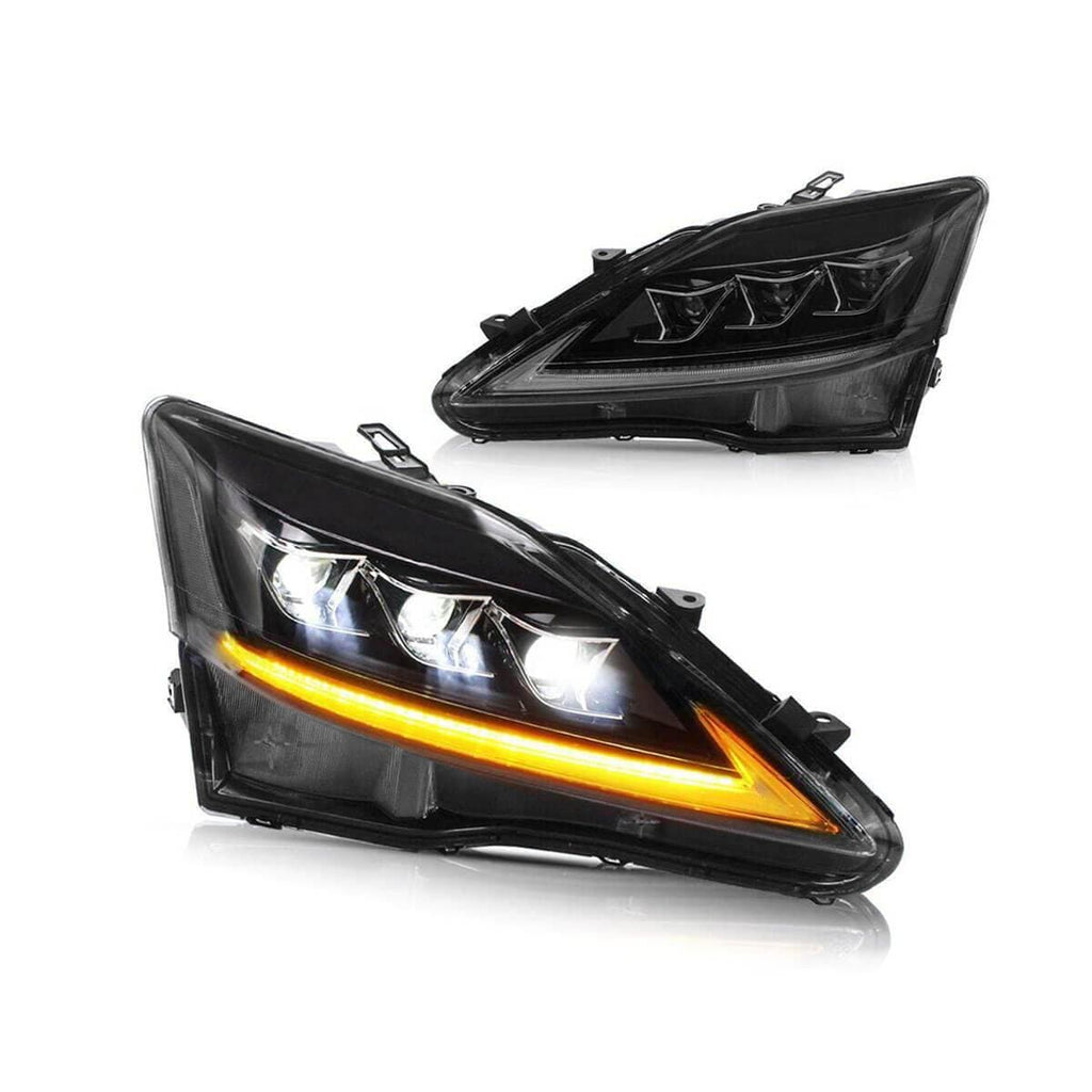 LEXUS IS250/IS350/ISF VLAND LED HEADLIGHTS