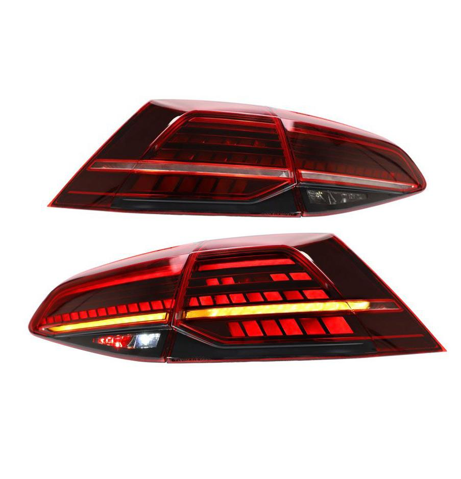 VW GOLF MK7.5R STYLE TAIL LIGHTS