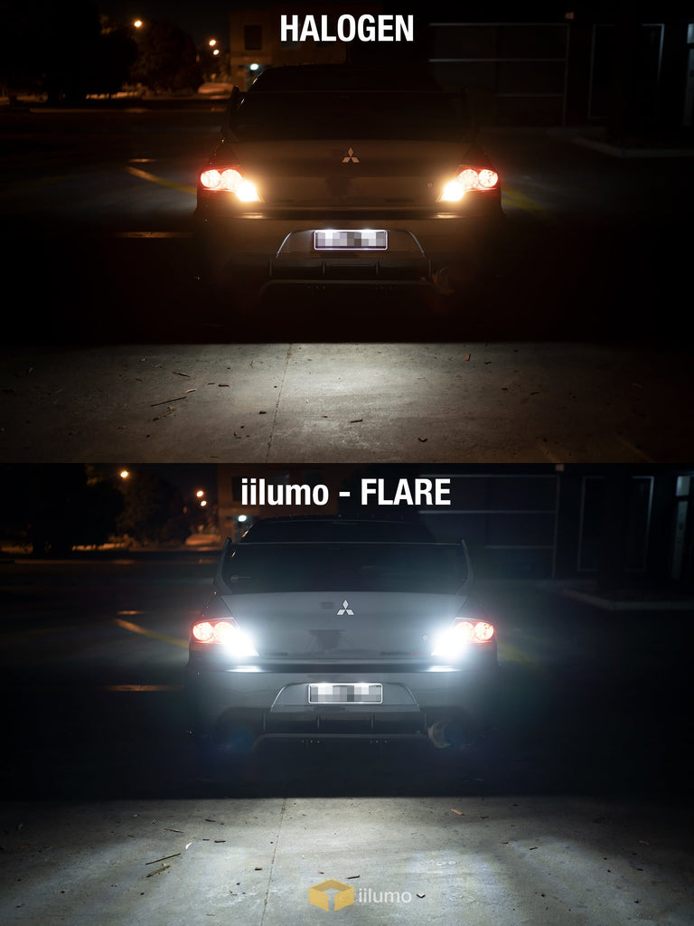 MITSUBISHI EVO 9 - H1 & LED PACKAGE