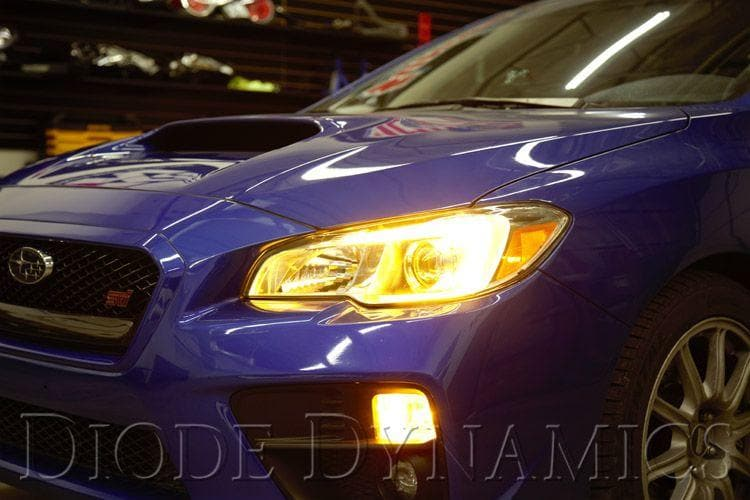 2015-2020 SUBARU WRX/STI C-LIGHT Switchback LED HALOS