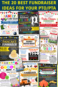 The Best Fundraiser Ideas for Your School's PTO / PTA