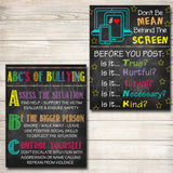 School Psychologist Posters, Where is the Psychologist Door Sign, Child Psychologist Office Decor, Therapist, Psychologist Posters Set of 6