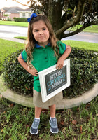Stop Crying Mom Back to School Photo Prop, Pre-K/Kindergarten School Chalkboard Signs, 1st Day of School Funny Prop, INSTANT DOWNLOAD