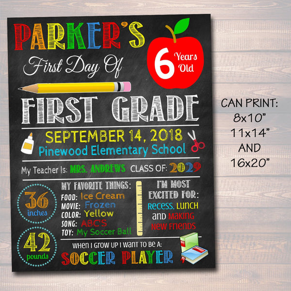 image relating to Free Printable Templates for 1st Day of School Signs for Boys identify To start with working day of college indicator, editable template. Back again toward university chalkboard poster, tailored faculty chalkboard signal. Any quality signal, 1st working day of college or university.