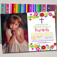 EDITABLE Religious Invitation, Holy Christian Baptism Invite Diy Confirmation First Communion Sacrament Party Announcement INSTANT DOWNLOAD