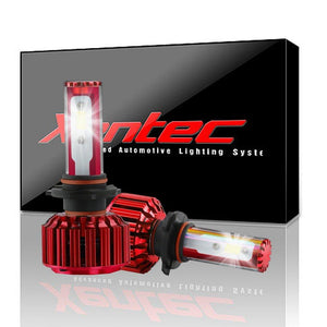 Xentec LED Headlight Foglight Bulb for any Halogen Headlight Bulb upgrade to LED ALL SIZES