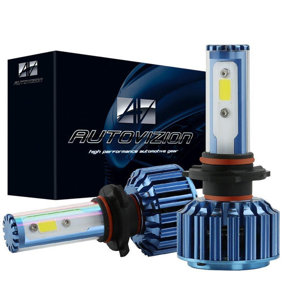AUTOVIZION LED Headlight Foglight Bulb