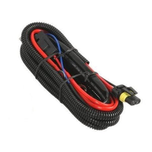 Xentec relay wiring harness