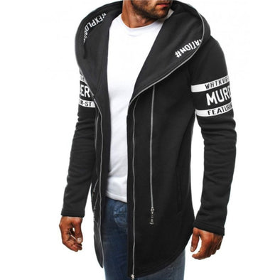 Macho Man Style Zip Up Hoodie