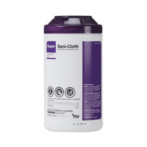 Super Sani-Cloth Surface Wipes  1 or 2 Pack- SOLD OUT