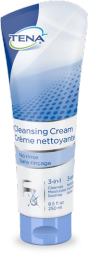 Tena Body Wash Cream Unscented