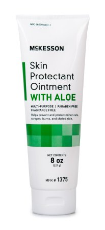 McKesson Skin Protectant With Aloe