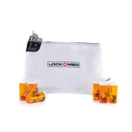 LOCKMED LOCKBAG-ON SALE-combination lock and key override