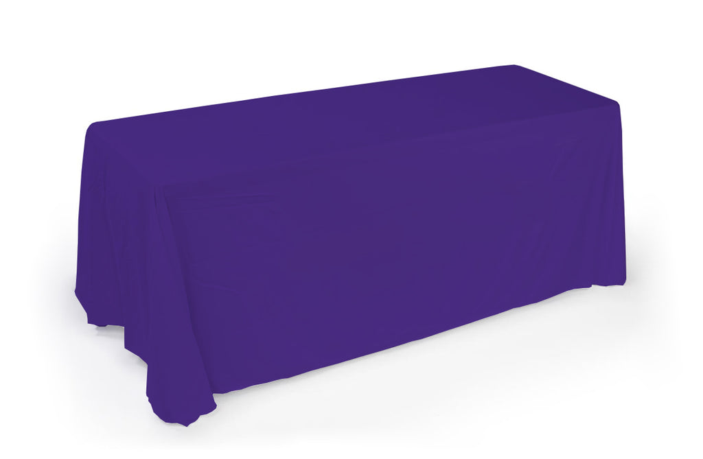 OVERNIGHT 4 Sided 8ft. Drape Cover C/R