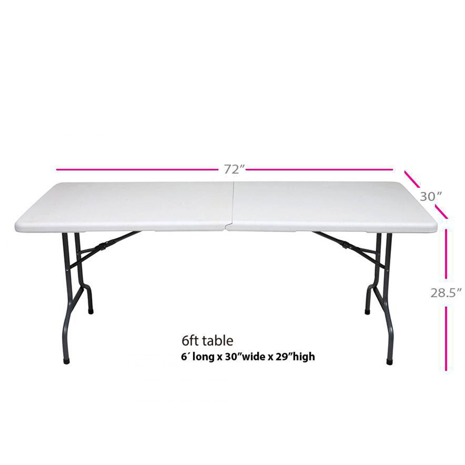 4 Sided 6ft. Stretch Cover (C/R)