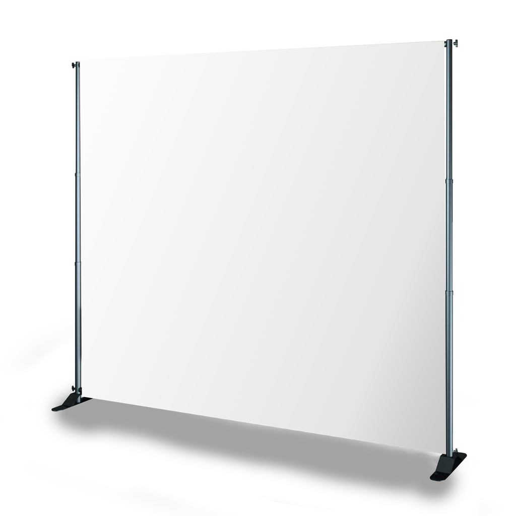 7'x8' Backdrop Replacement Graphic Banner Only (C/R)