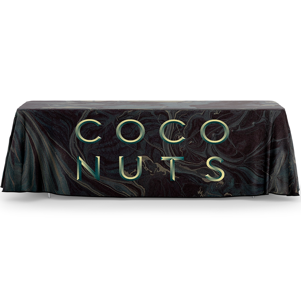 4 Sided 8ft. Drape Cover (C/R)