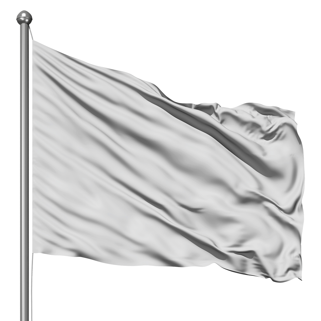 Flag (Single-Sided) 3'x5' (C/R)