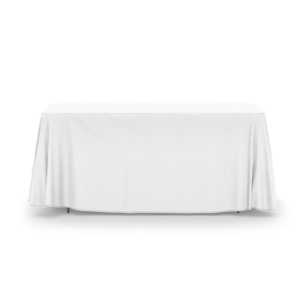 4 Sided 5ft Table Drape OTCSelect (C/R)