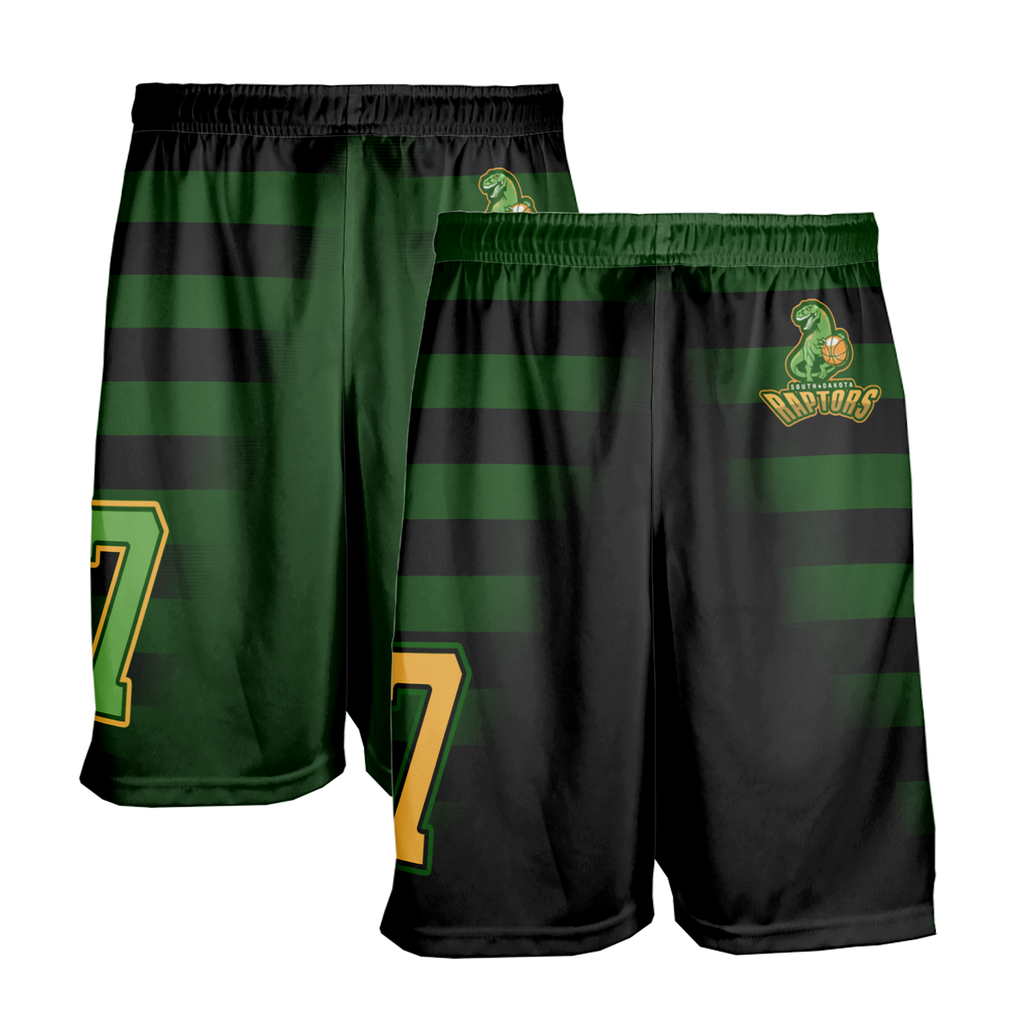Basketball Reversible Shorts C/R