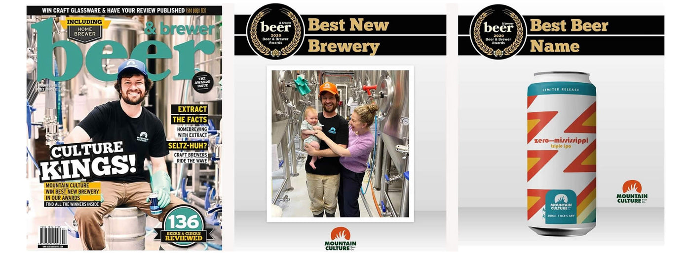 beer and brewer awards