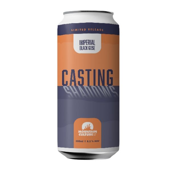 Casting Shadows Imperial Black Gose