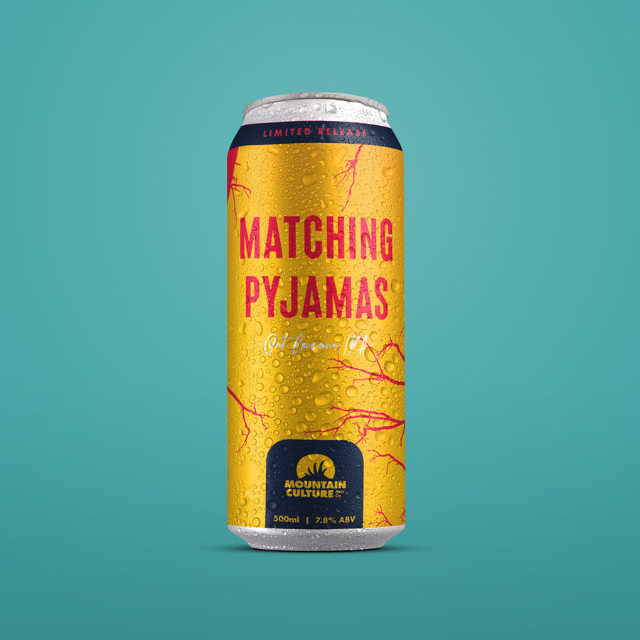 Matching Pyjamas Oat Cream IPA