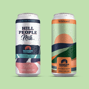 Mixed Limited - Wildcard and Hill People Milk
