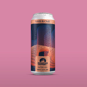VHS & Chill Retro IPA