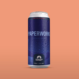 Paperwork New World Pale Ale