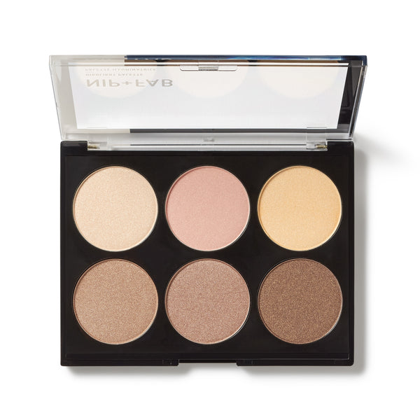 NIP+FAB HIGHLIGHT PALETTE STROBOSCOPIC 01