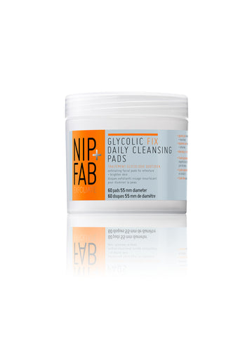 NIP+FAB GLYCOLIC FIX DAILY CLEANSING PADS