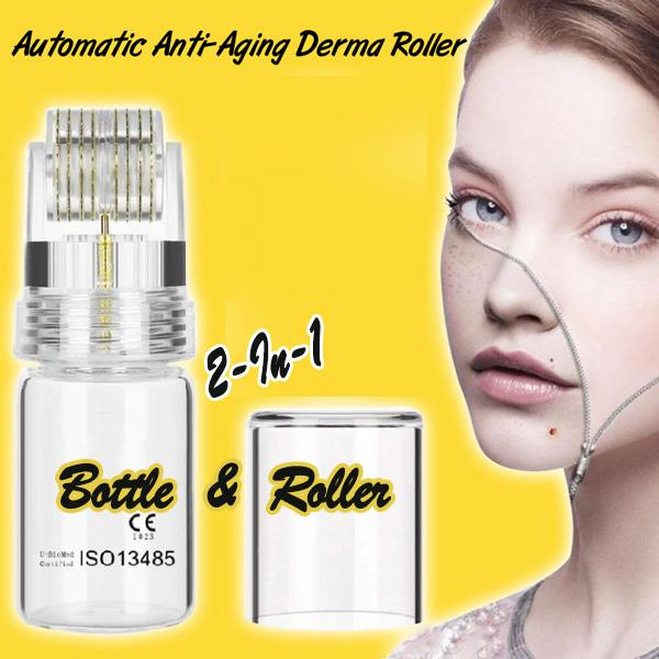 Automatic Anti-Aging Derma Roller