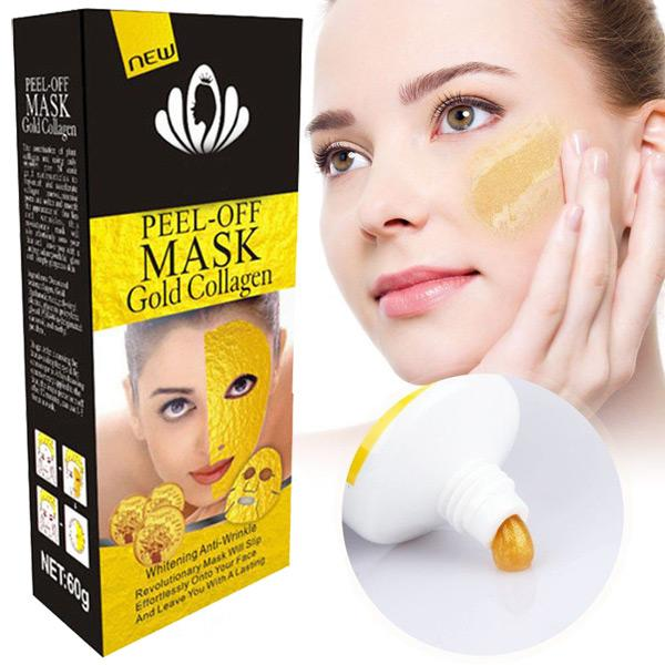 Peptide Collagen Face Lifting Gold Mask