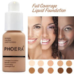 Flawless Full Coverage Liquid Matte Foundation