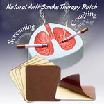 Natural Anti-Smoke Therapy Patch