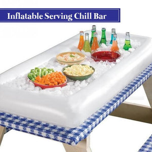Inflatable Serving Chill Bar
